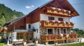 Villa Flora appartementen